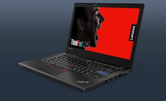 Wygraj laptop Lenovo ThinkPad T470
