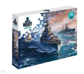 Wygraj puzzle z Worldofwarships