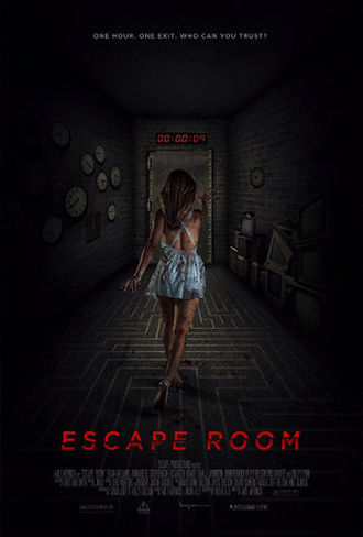 "Wygraj film ""Escape Room"" na DVD"