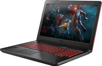 Wygraj laptop ASUS TUF Gaming FX504