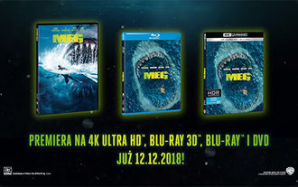 "Wygraj film ""The Meg"" na DVD"