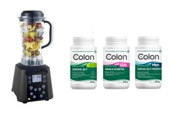Wygraj blender do koktajli G21 SMART Smoothie Vitality