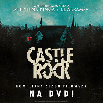 "Wygraj serial ""Castle Rock"" na DVD"