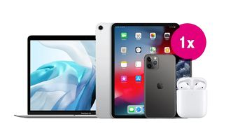 Wygraj MacBook Air, iPad Pro, iPhone Pro oraz AirPods