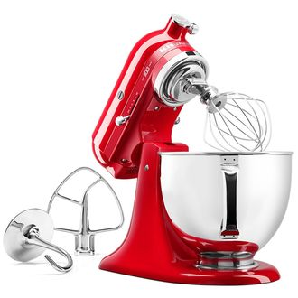 Wygraj mikser Artisan 5 KitchenAid w kolorze Queen of Hearts