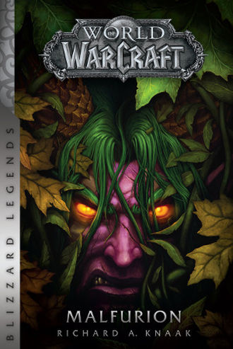 "Wygraj książkę ""World of Warcraft: Malfurion"""