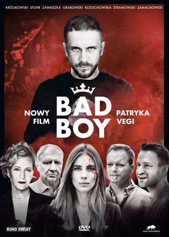 "Wygraj film ""Bad Boy"" na DVD"